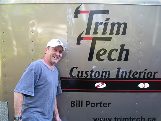 Bill Porter - Trim Tech